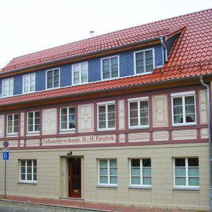 Wohnhaus in Gadebusch / nachher